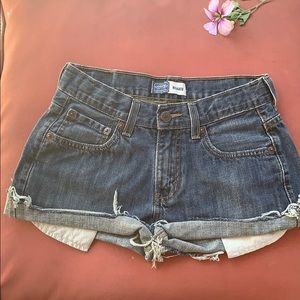 2 for 35 ❗️ Levi's vintage  high rise shorts